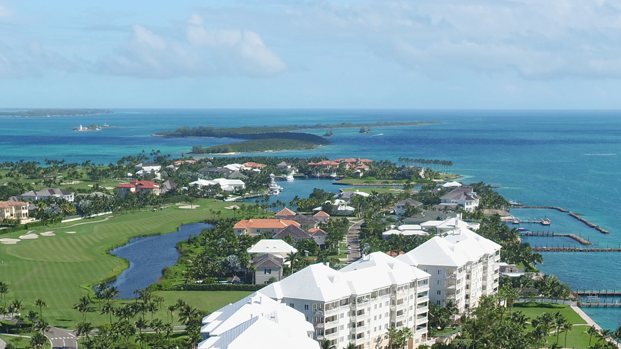 Additional photo for property listing at Stunning 203 Residence with Exceptional Views Nassau New Providence And Vicinity