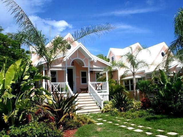 Additional photo for property listing at Areca Palm Villa, Hope Town Marina #5 - MLS 24670 Elbow Cay Hope Town, Abaco, Bahamas