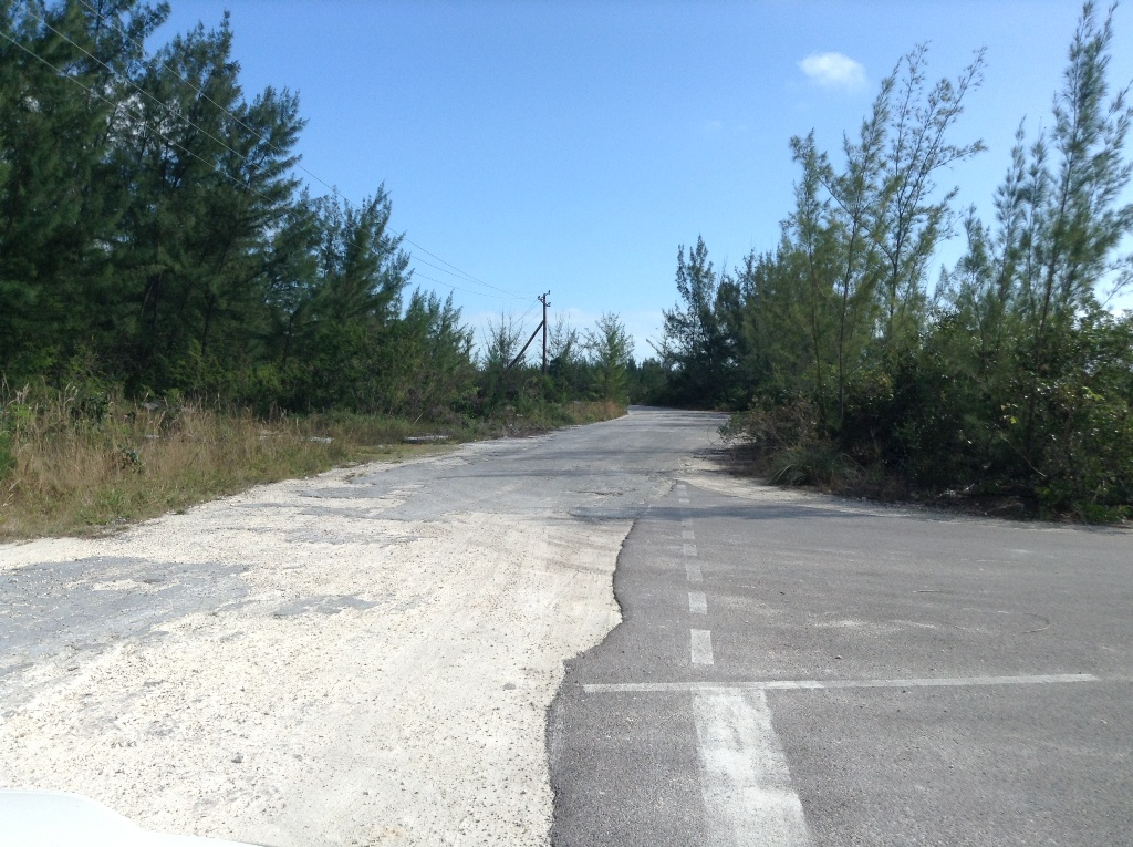 Additional photo for property listing at Development Potential in Coral Harbour Μπαχαμεσ