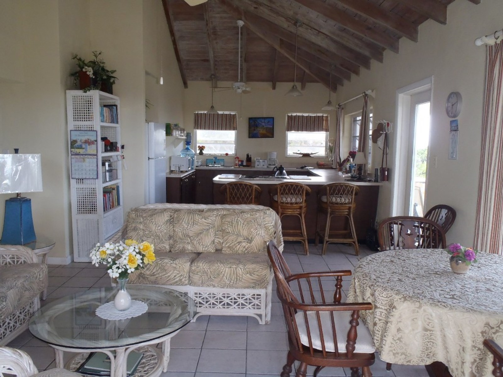 Additional photo for property listing at Ocean View Home in Columbus Landing # 4 with an extra Lot - MLS 28496 Columbus Landings, San Salvador, Bahamas