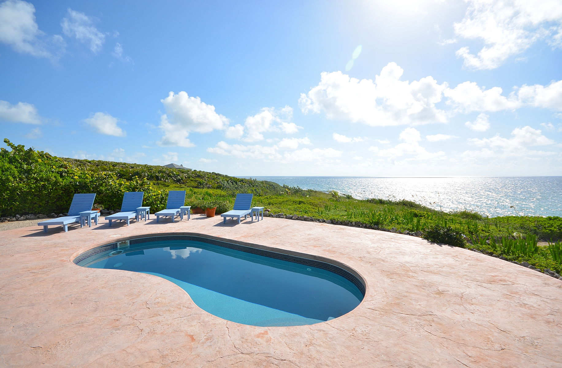 Additional photo for property listing at Walking Stick, a 2.2.Acre Atlantic Estate at The Abaco Club on Winding Bay (MLS 27717) Abaco, Bahamas