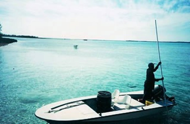 Additional photo for property listing at Blue Hole Cay Private Island, South Bight Andros, Bahama Eilanden