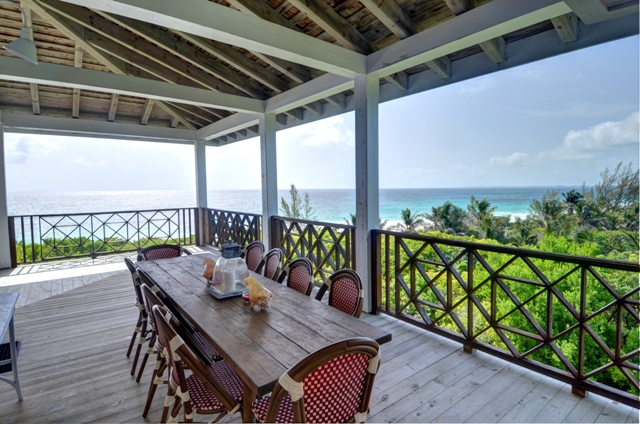 Additional photo for property listing at Unobstructed Ocean Views with Private Beach Access Harbour Island, Bahamas