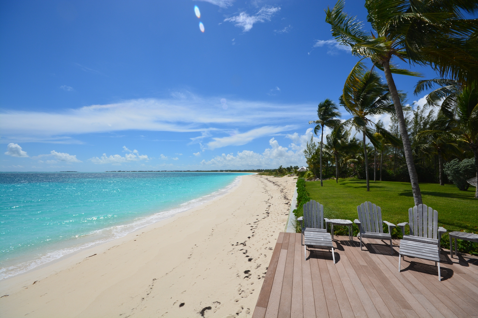 Additional photo for property listing at Luxury Beachfront Estate on Treasure Cay Beach Abaco, 바하마