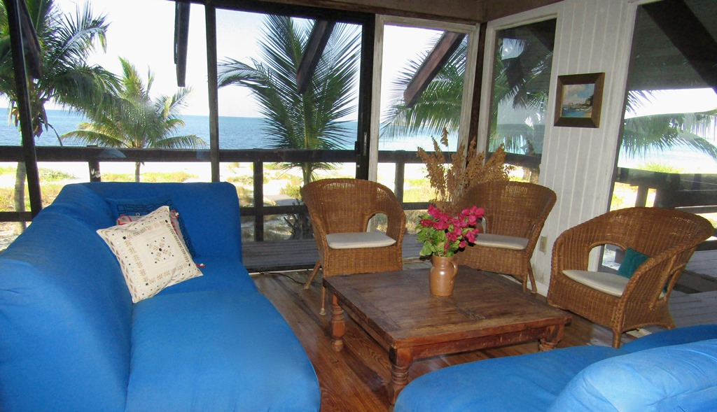 Additional photo for property listing at Oceanfront Home MLS 27092 Berry Islands, Багамские Острова