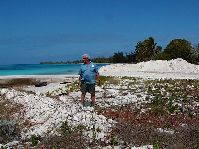 Additional photo for property listing at 50 Acres, Sea to Sea Beachfront, Inagua, Alfred Sound Inagua, Bahamas