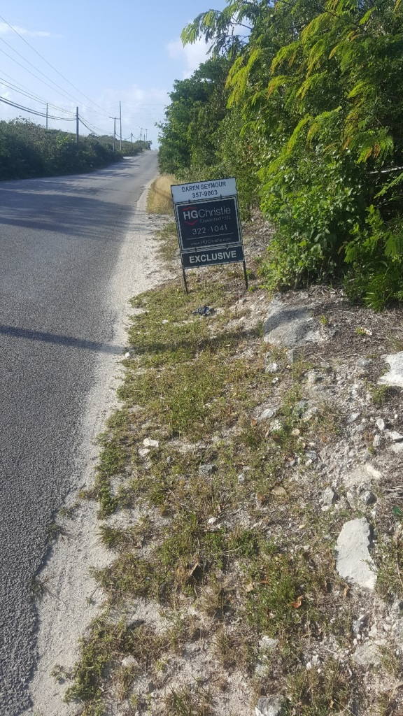 Additional photo for property listing at Commercial Lot, Ocean Addition East Farmers Hill, Exuma, Bahamas