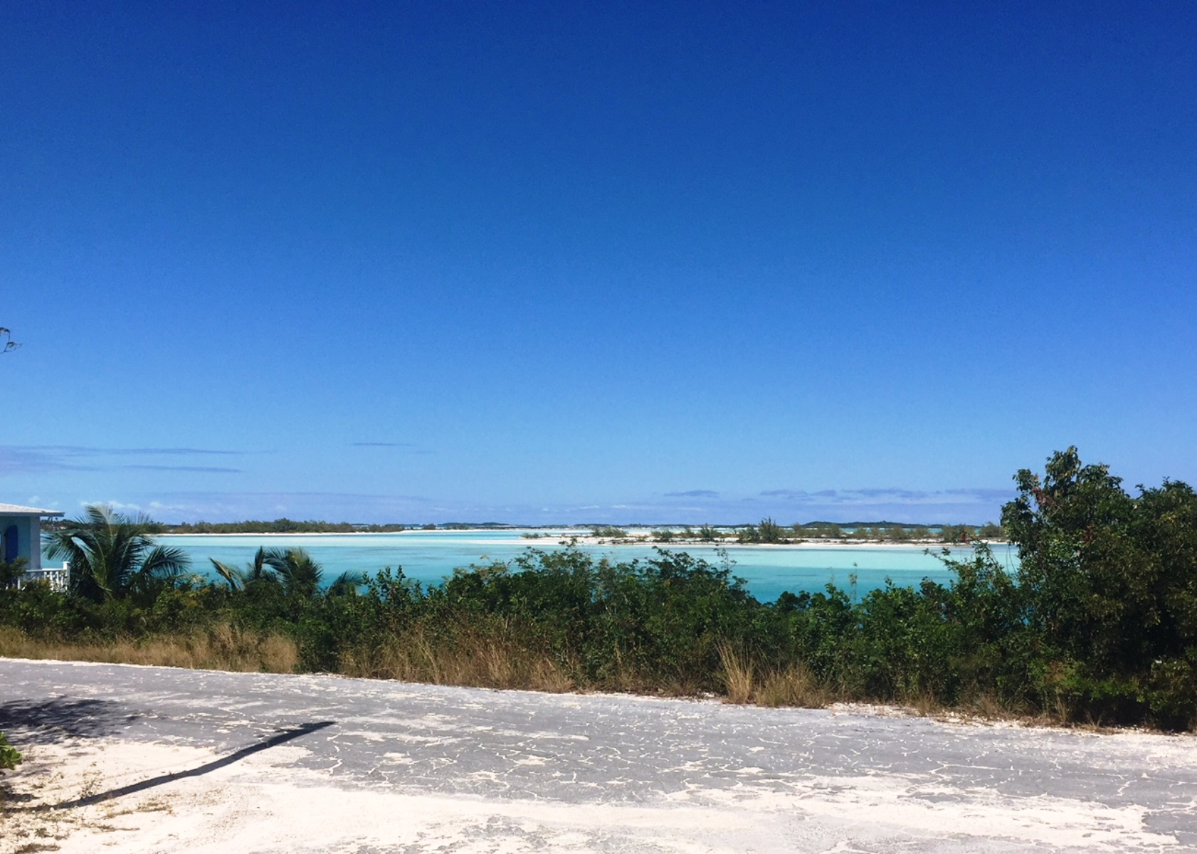 Additional photo for property listing at Side-by-Side Vacant Lots Overlooking Moriah Harbour - MLS 32773 Bahama Sound, Exuma, Bahamas