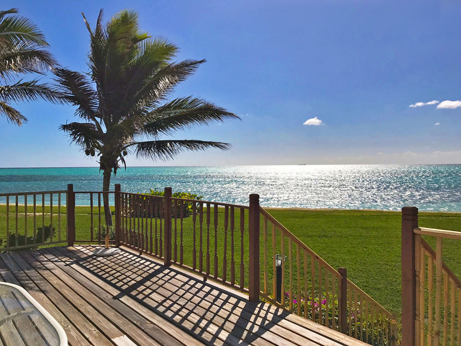 Additional photo for property listing at REDUCED!! Fantastic Oceanfront Home in Prestigious Gated Community Bahamas