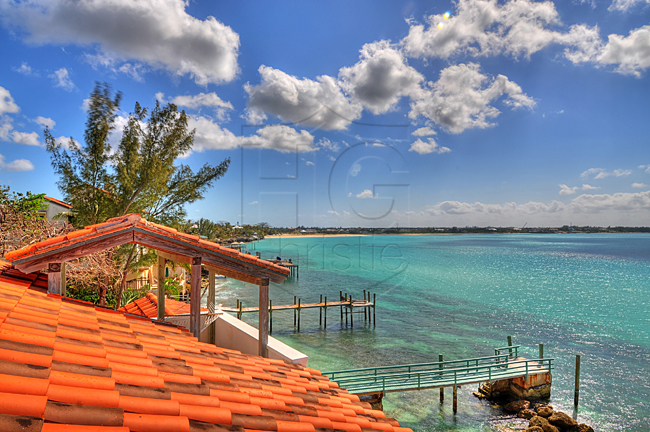 Additional photo for property listing at Spanish Style Oceanfront Home Bahama Eilanden