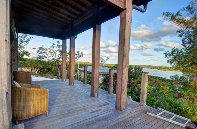Additional photo for property listing at Off-the-Grid Showpiece Retreat Cat Island, Bahamalar