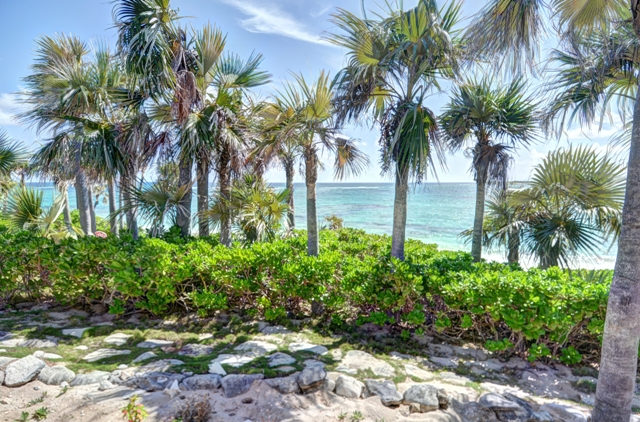 Additional photo for property listing at Quality Beach Front Living - Lot 6 Eleuthera, Bahamalar
