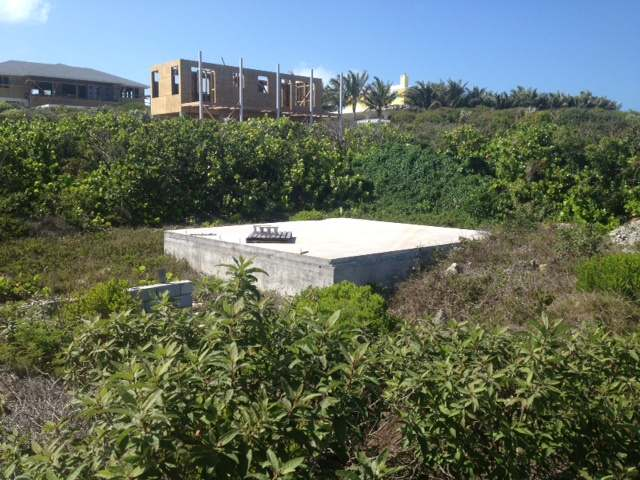 Additional photo for property listing at FIRE SALE! Partially built home site with ocean views and dock slip! (MLS 19525) Elbow Cay Hope Town, Abaco, Bahamas