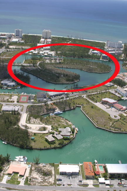 Additional photo for property listing at An Island Within An Island: A Developer's Dream バハマ