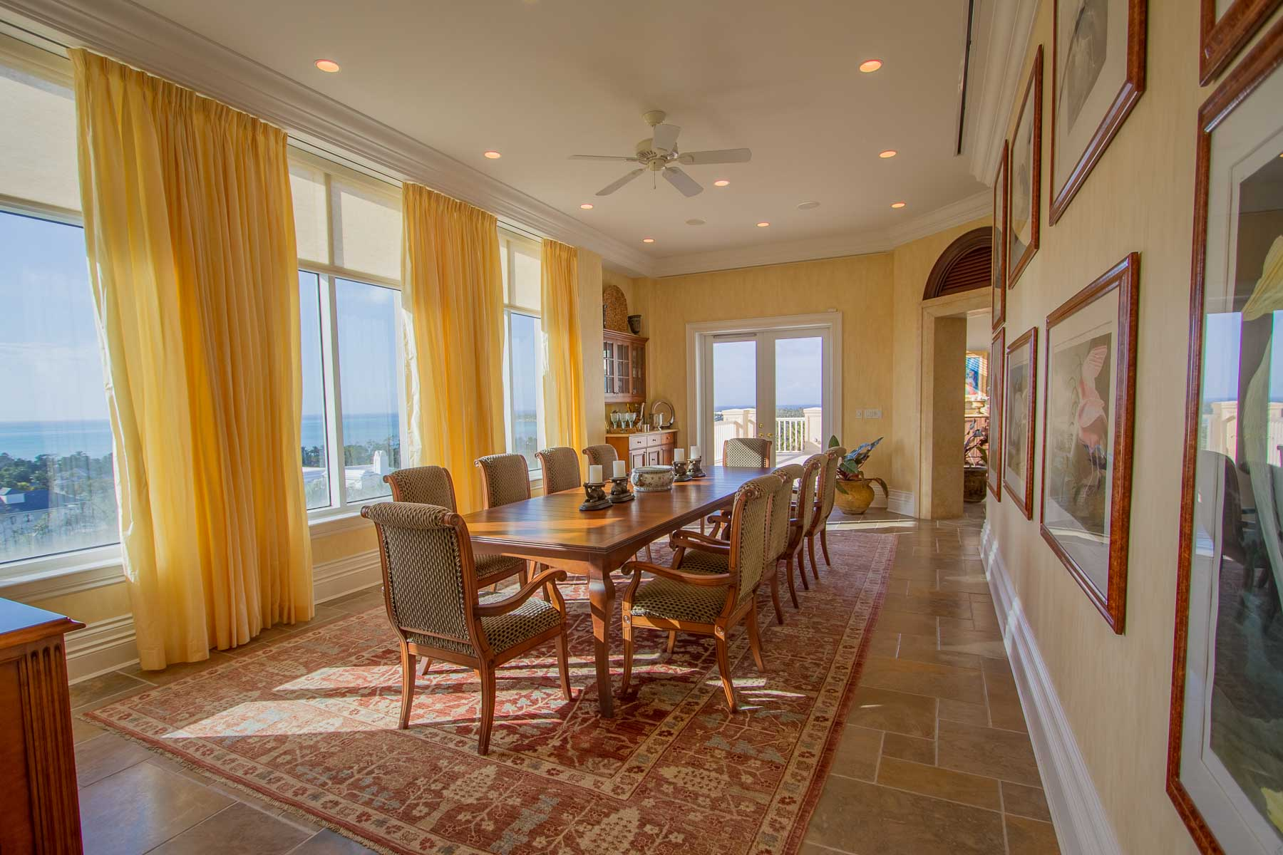 Additional photo for property listing at The Northern Penthouse of Sunnyside in Lyford Cay - MLS 32482 Багамские Острова