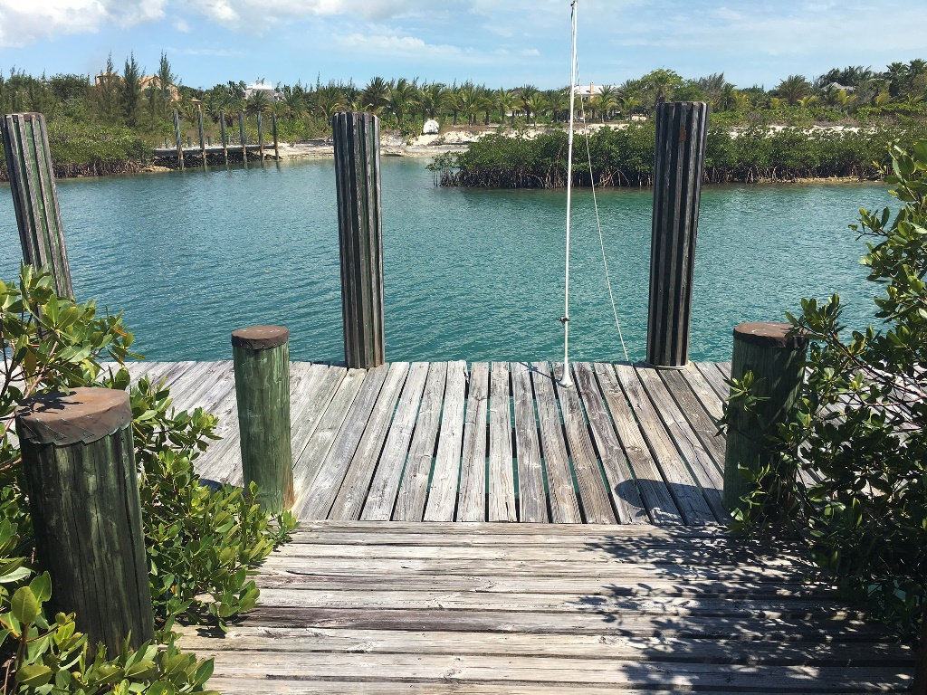 Additional photo for property listing at Ocean Drive Canalfront Lot Bahamas