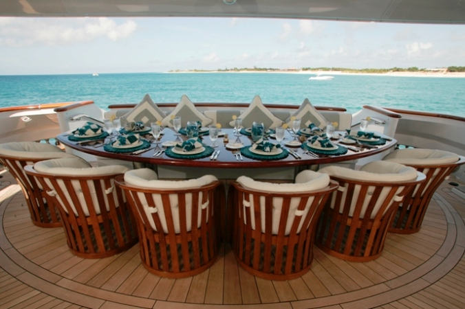 Additional photo for property listing at LUXURY YACHT CHARTERS - A Simply Unforgettable Vacation Paradise Island, Nueva Providencia / Nassau, Bahamas