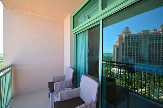 Additional photo for property listing at Fabulous 14th Floor Junior Suite at The Reef Paradise Island, Nassau And Paradise Island, Bahamas