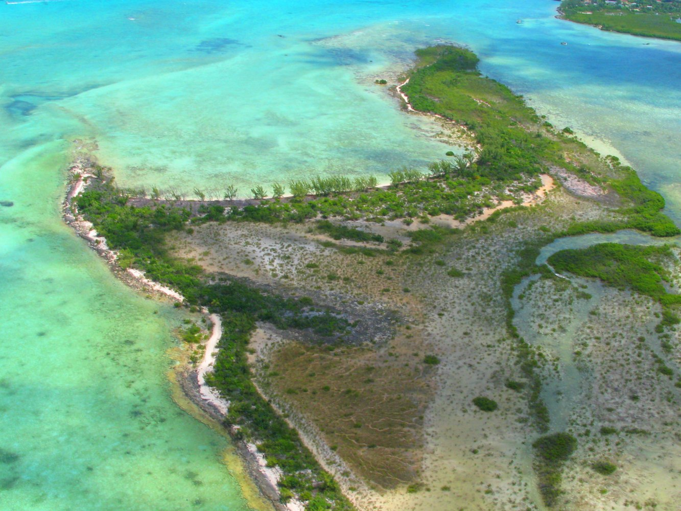 Additional photo for property listing at Blue Hole Cay Private Island, Andros, Bahamalar