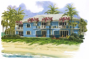 Additional photo for property listing at Beach Front Living At It's Best Exumas, Bahama Eilanden