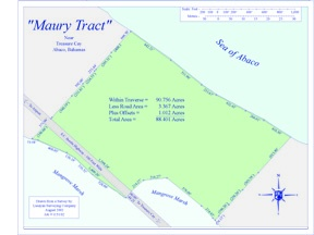 Additional photo for property listing at Maury Tract 阿巴科, 巴哈马